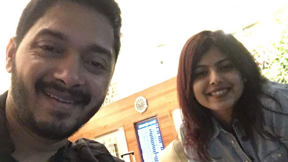 Shreyas excited to celebrate his daughter's first Christmas