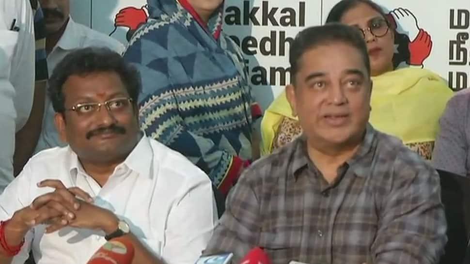 Kamal Haasan's Makkal Needhi Maiyyam to contest in 2019 Lok Sabha elections