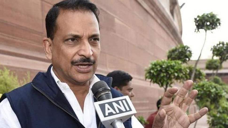 Rajiv Pratap Rudy appointed as BJP national spokesperson