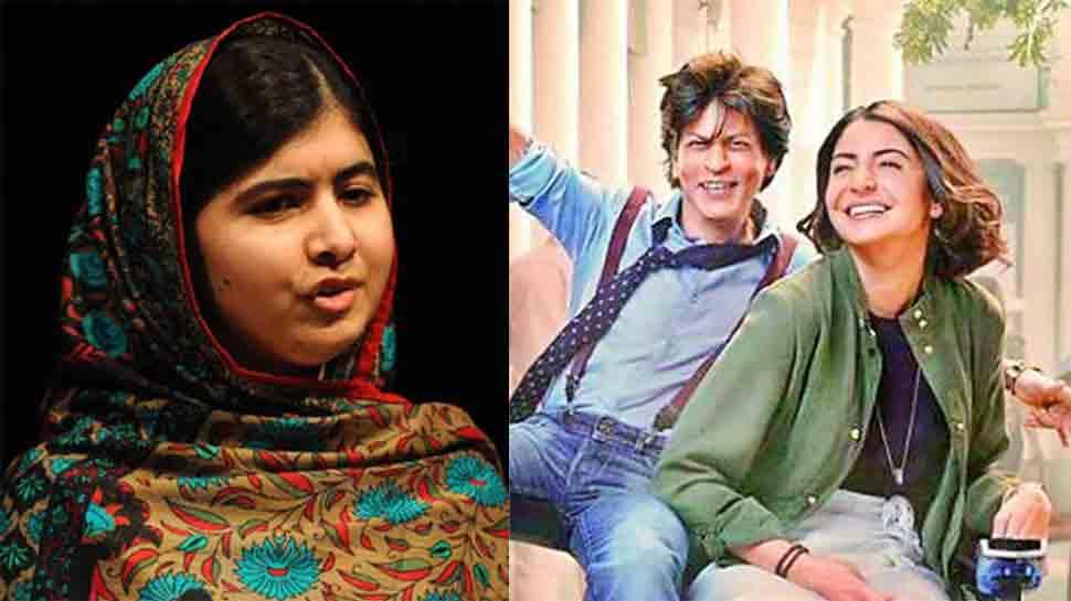 Nobel Prize winner Malala Yousafzai showers praise on Shah Rukh Khan's Zero