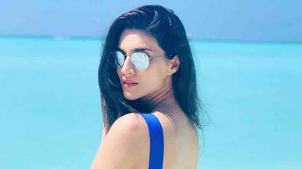 Kriti Sanon's Maldives pictures will make you want to go on a trip — Check out