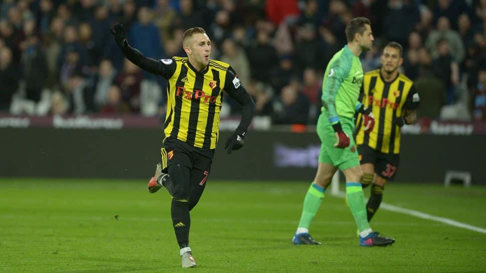 Troy Deeney, Gerard Deulofeu help Watford to end West Ham's EPL winning streak