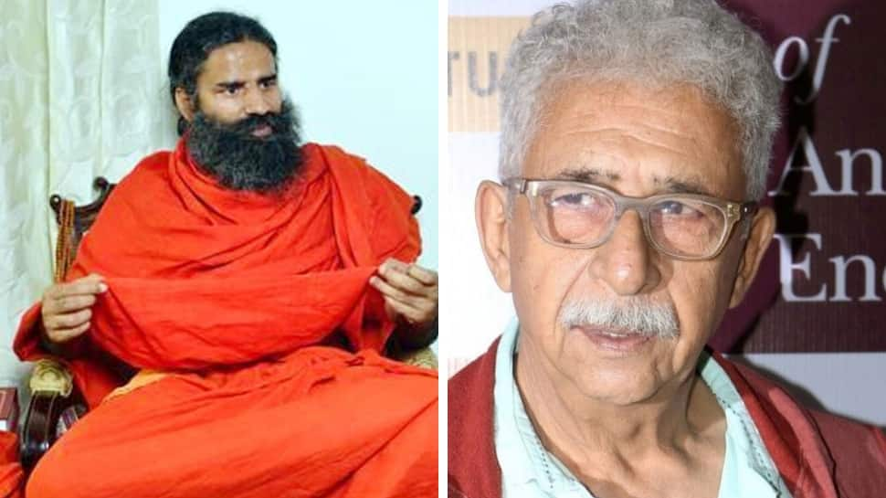 Not religious, only political intolerance: Ramdev on Naseeruddin Shah's criticism of mob violence