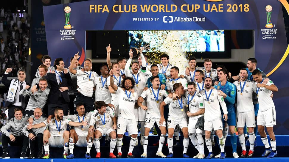 Real Madrid ease past Al Ain to clinch fourth Club World Cup title