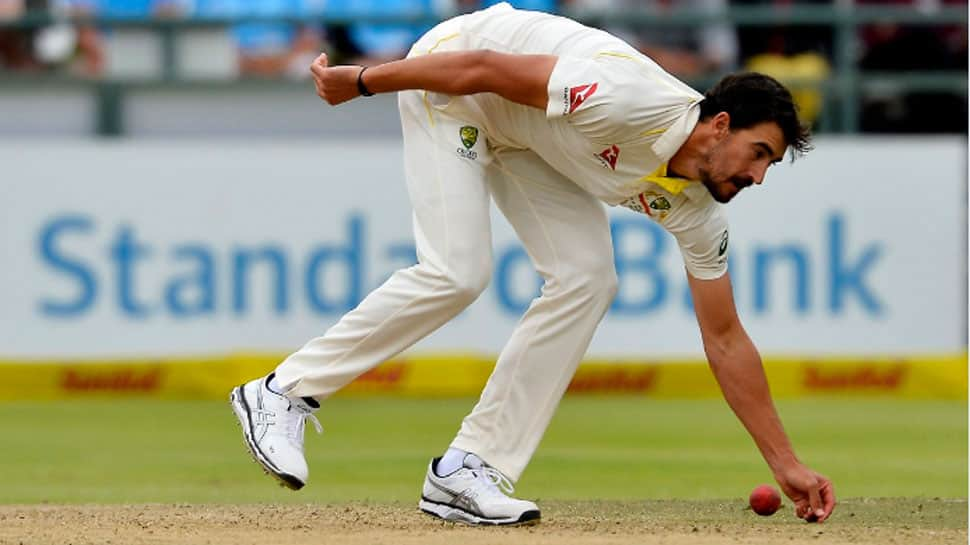 "Mitchell Starc disappointed by ICC's decision to rate Perth pitch as ""average"""