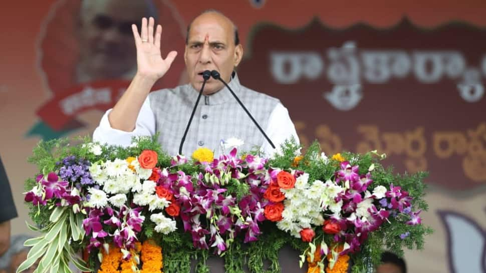 Will speak in Parliament, if needed: Rajnath Singh on MHA order on monitoring of any computer resource