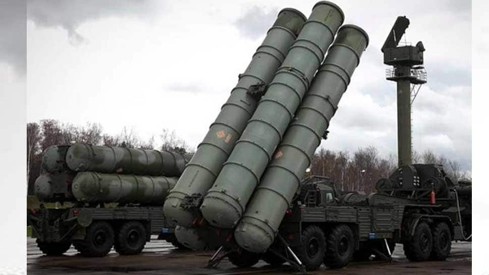 China conducts test of Russian S-400