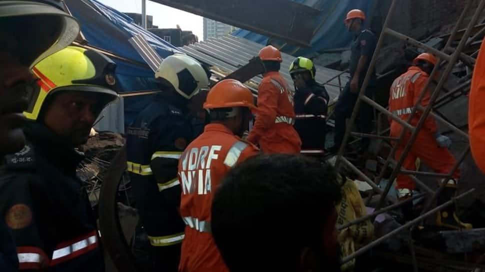 Under-construction house collapses in Mumbai's Goregaon; 3 dead