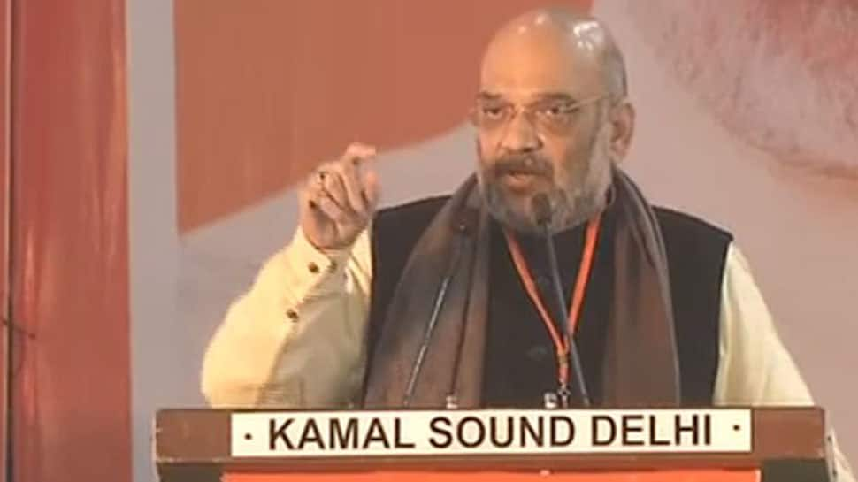 Perpetrators of 1984 anti-Sikh riots were also protectors of accused: Amit Shah slams Congress