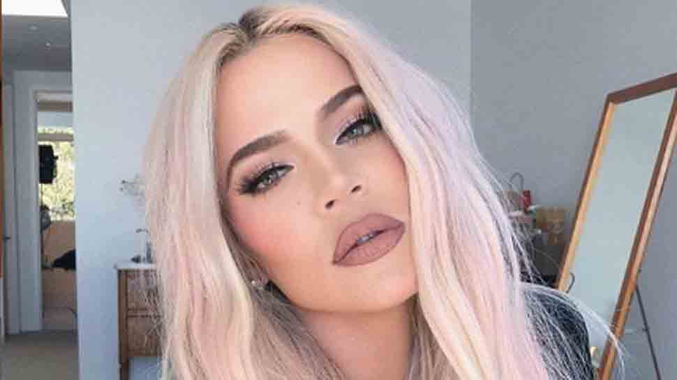 Khloe Kardashian defends herself after fans accuses her of heavily editing her Instagram photo