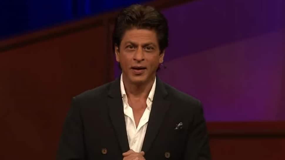 Shah Rukh Khan is all praises for choreographer Remo D'Souza