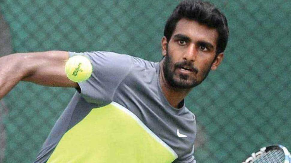 Aim is to be in top 50 in ATP Rankings, says India's Prajnesh Gunneswaran