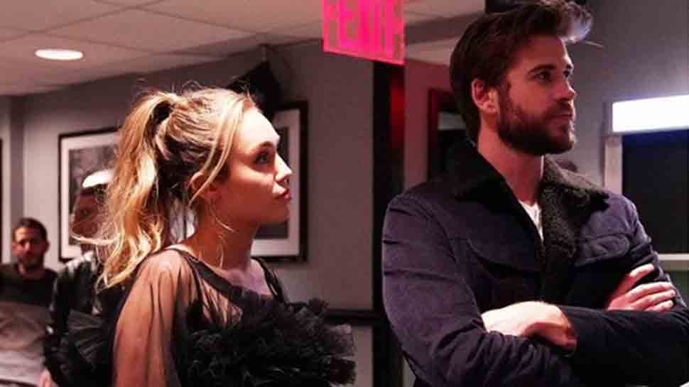 Miley Cyrus, Liam Hemsworth get secretly married over the weekends?