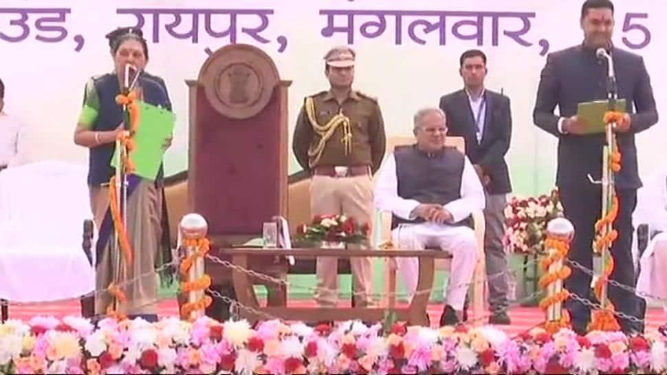 Full list of Chhattisgarh Chief Minister Bhupesh Baghel's Cabinet