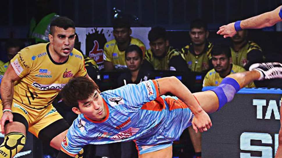 PKL: Bengal Warriors continue hot streak, down Telugu Titans 39-34