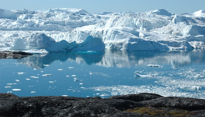 Wintertime heat melting Greenland's ice sheet: Scientists