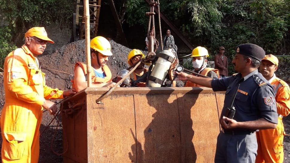 Meghalaya miners remain trapped as NDRF resumes rescue operations