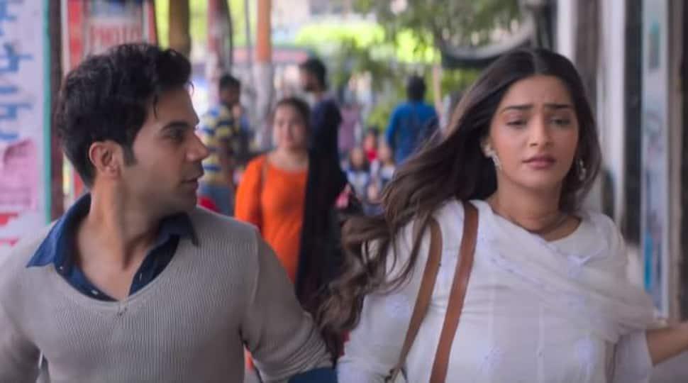 Ek Ladki Ko Dekha Toh Aisa Laga trailer: Sonam Kapoor's secret love story will leave you intrigued-Watch