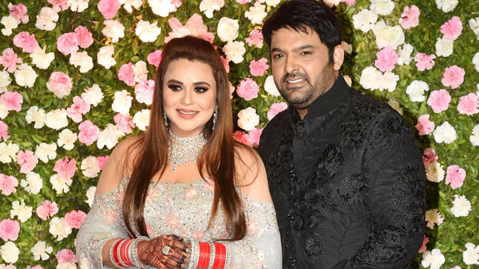 Kapil Sharma shares a glimpse of his royal wedding with Gini Chatrath-Watch