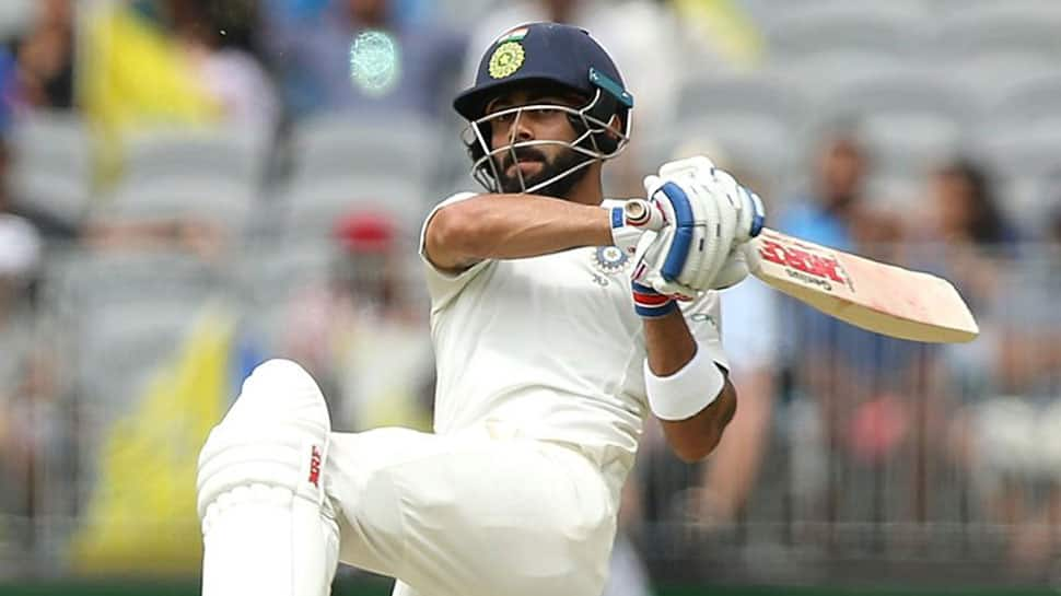 Virat Kohli out for duck for eighth time in Test career