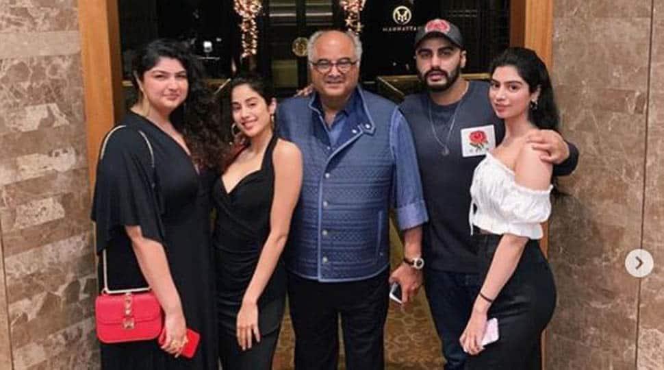 Arjun Kapoor posts a heartfelt birthday wish for sister Anshula-See inside