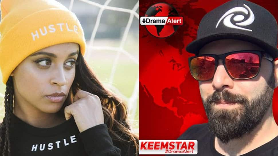 After accusing PewDiePie of copying, Keemstar now goes after SuperWoman Lilly Singh