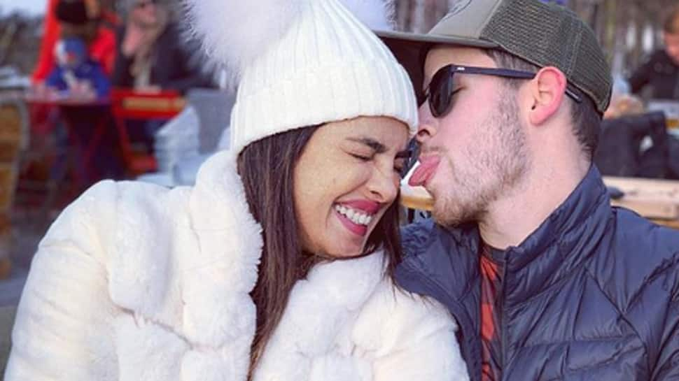 Priyanka Chopra's latest pic with husband Nick Jonas is all things love