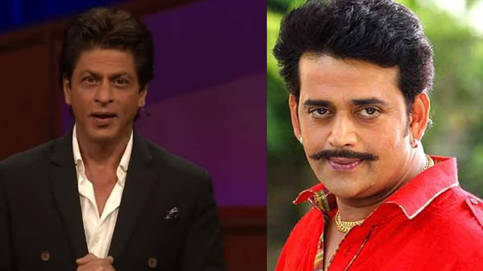 When Shah Rukh Khan danced to a Bhojpuri song with Ravi Kishan—Details inside
