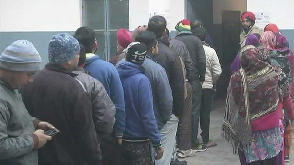 Clashes, booth capturing mar Punjab panchayat polls