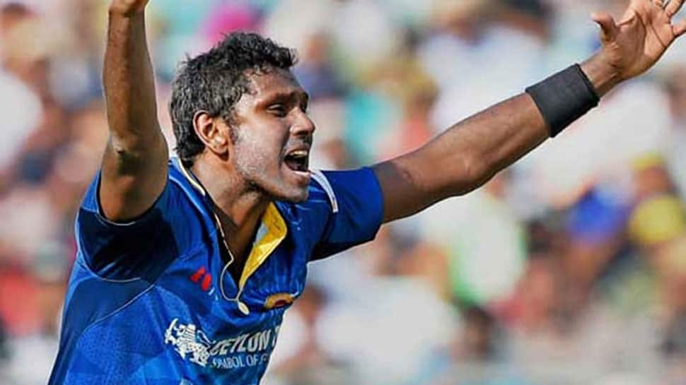 Injured Angelo Mathews ruled out of New Zealand ODIs