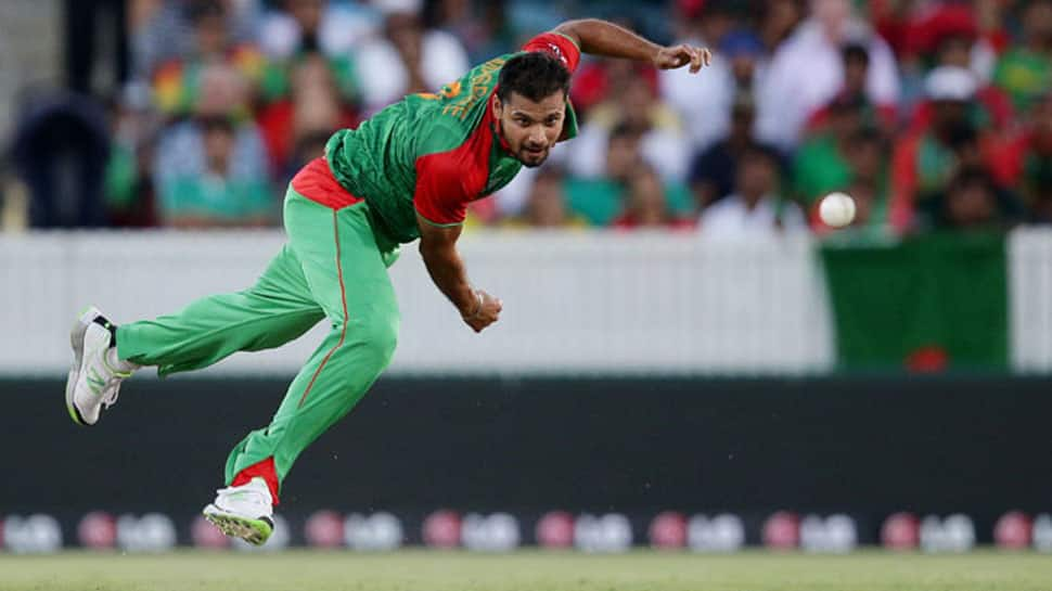 Bangladesh cricket captain Mashrafe Mortaza fights elections, wins