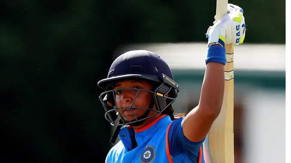 Harmanpreet Kaur named ICC Women's T20I 2018 team captain