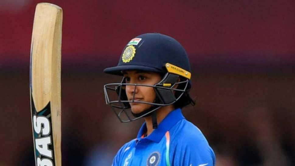 Smriti Mandhana bags ICC Women's Cricketer of the Year award