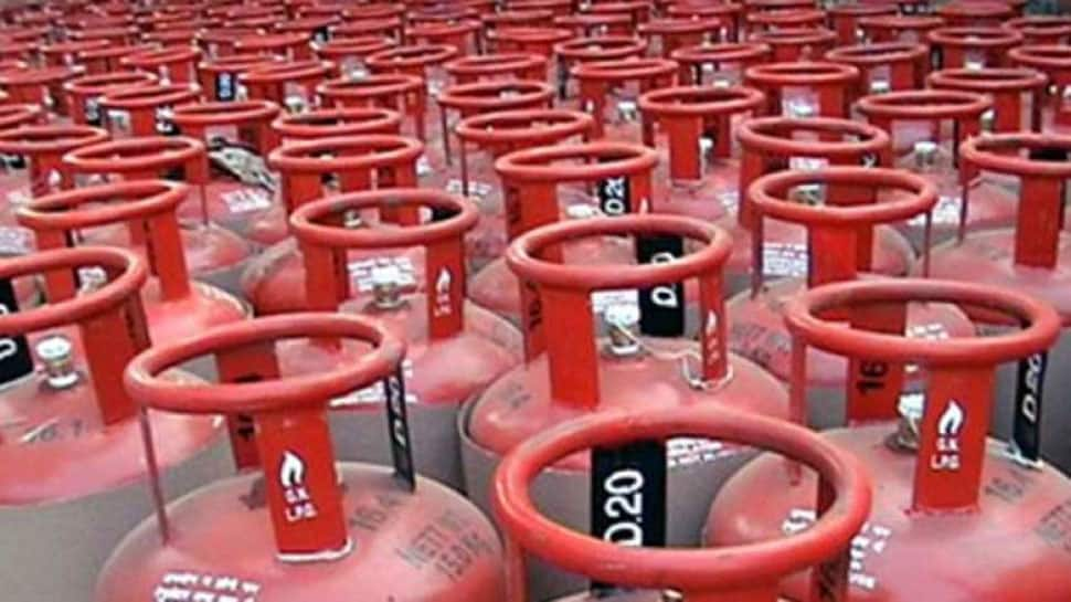 Subsidised LPG price cut by Rs 5.91 per cylinder; non-subsidised LPG rate reduced by Rs 120.50