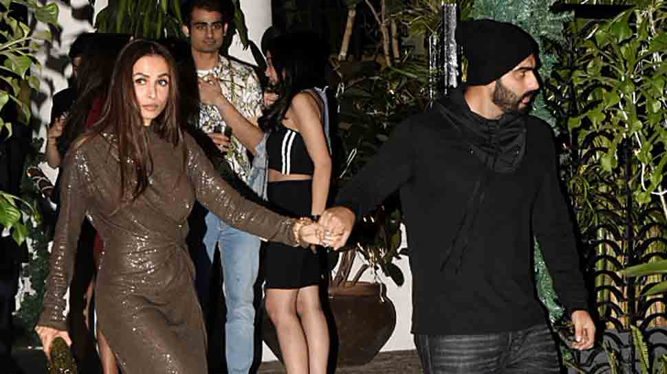 Arjun Kapoor, Malaika Arora ring in 2019 together — Check out their photos