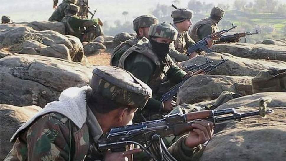 Pakistan violates ceasefire along LoC in J&K's Poonch, India retaliates