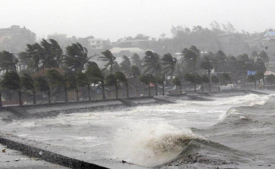 Death toll in Philippines storm reaches 85