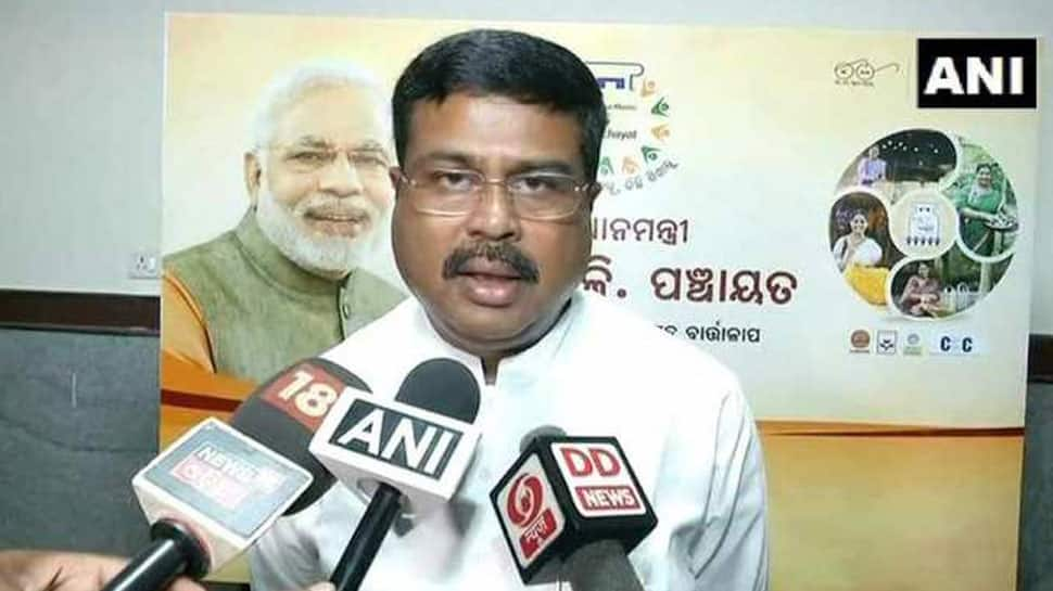 Fuel prices to come down further: Dharmendra Pradhan