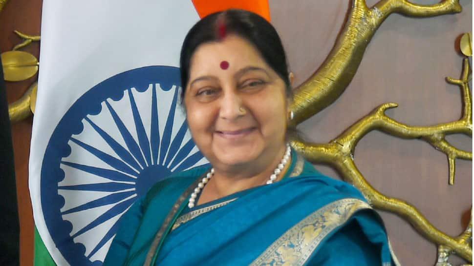 Pakistan High Commission has misplaced 23 Indian passports: Sushma Swaraj