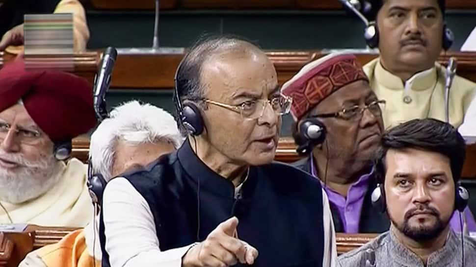 Rafale debate: Congress-led opposition attacks govt; Arun Jaitley mocks Rahul Gandhi