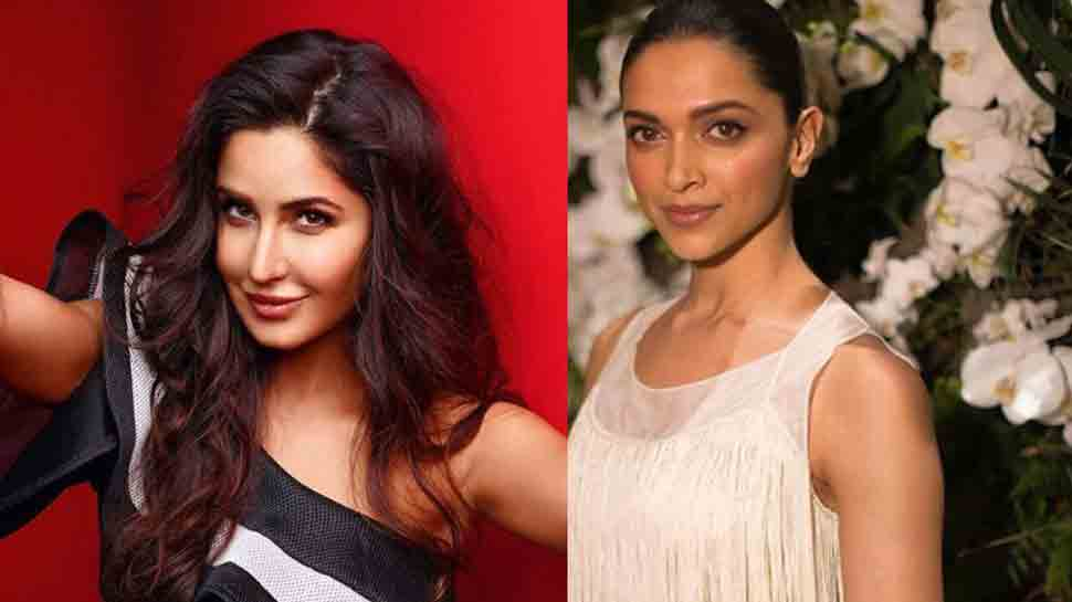 Deepika Padukone, Katrina Kaif end cold war, hug it out publicly