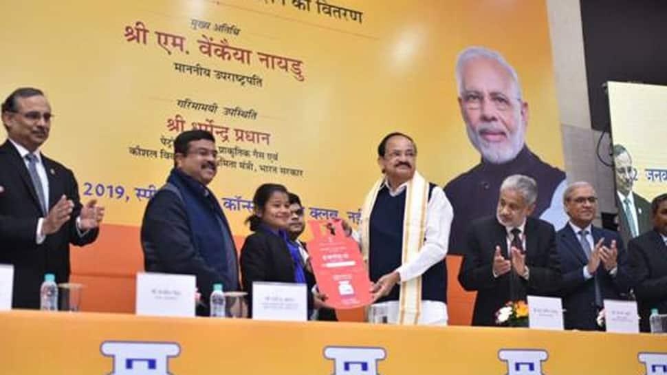 Pradhan Mantri Ujjwala Yojana achieves 6 crore mark