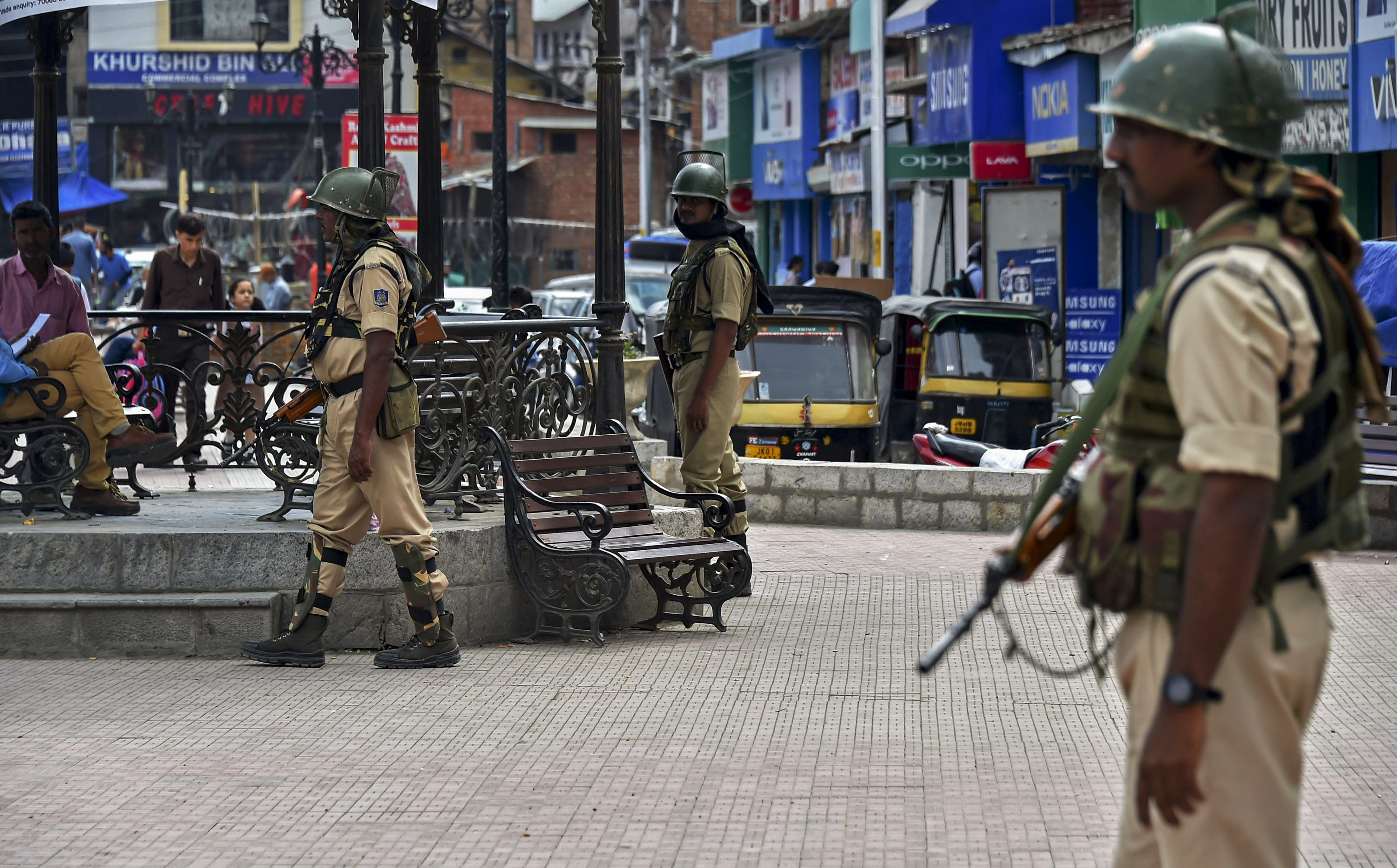 Pakistan ISI has sent JeM terrorists to attack security forces in J&K: Intel report