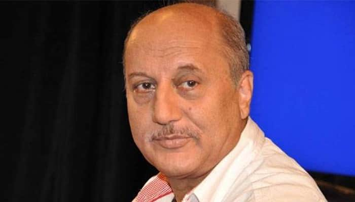 Cinema, politics can't be separated: Anupam Kher
