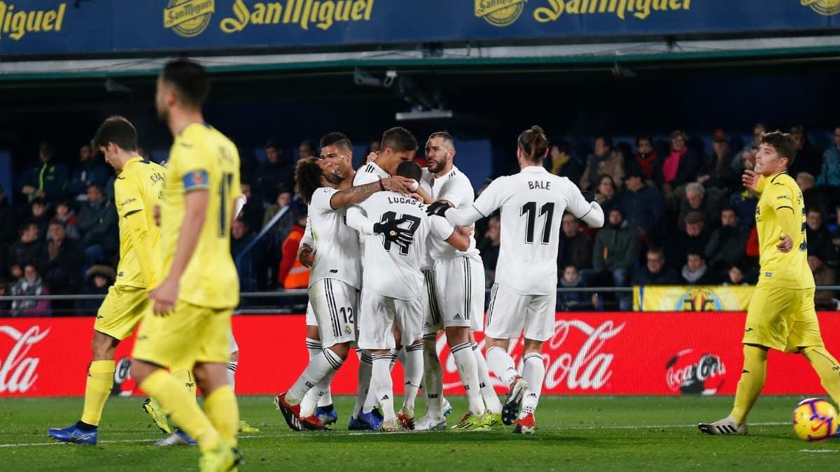 La Liga: Santi Cazorla's brace rescues Villareal in 2-2 draw against Real Madrid