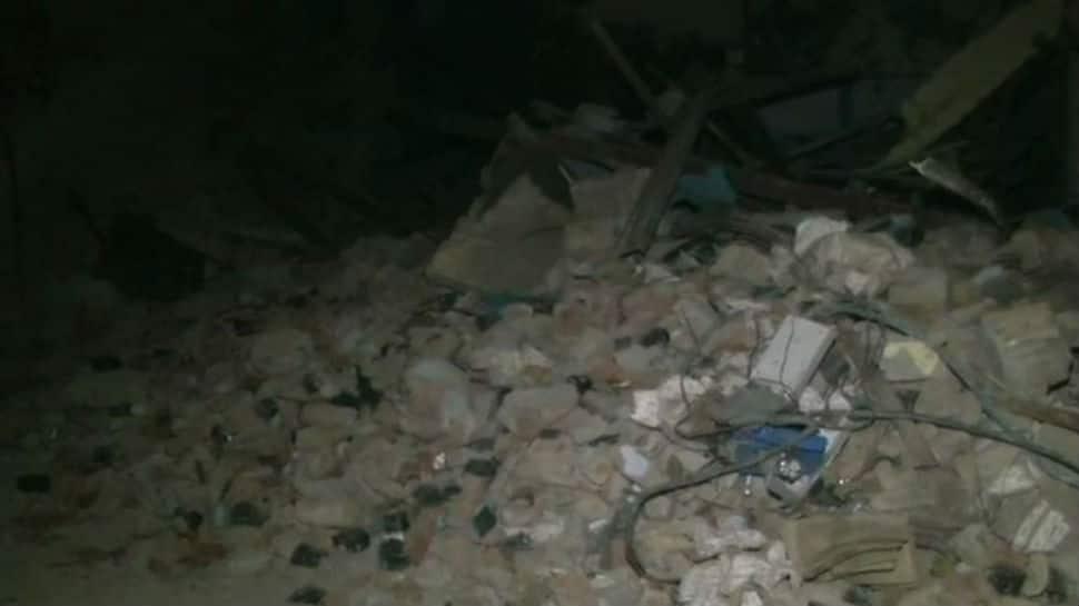 Delhi building collapse: Seven people dead; rescue operations end
