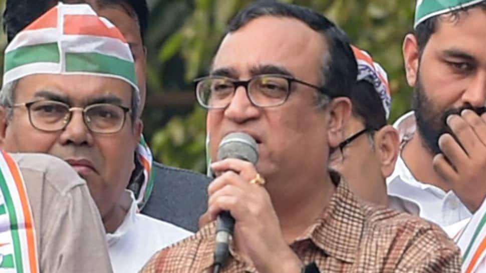 Ajay Maken resigns as Delhi Congress president, thanks Rahul Gandhi for support