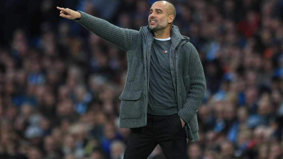 Manchester City are right back in EPL title race, says Pep Guardiola