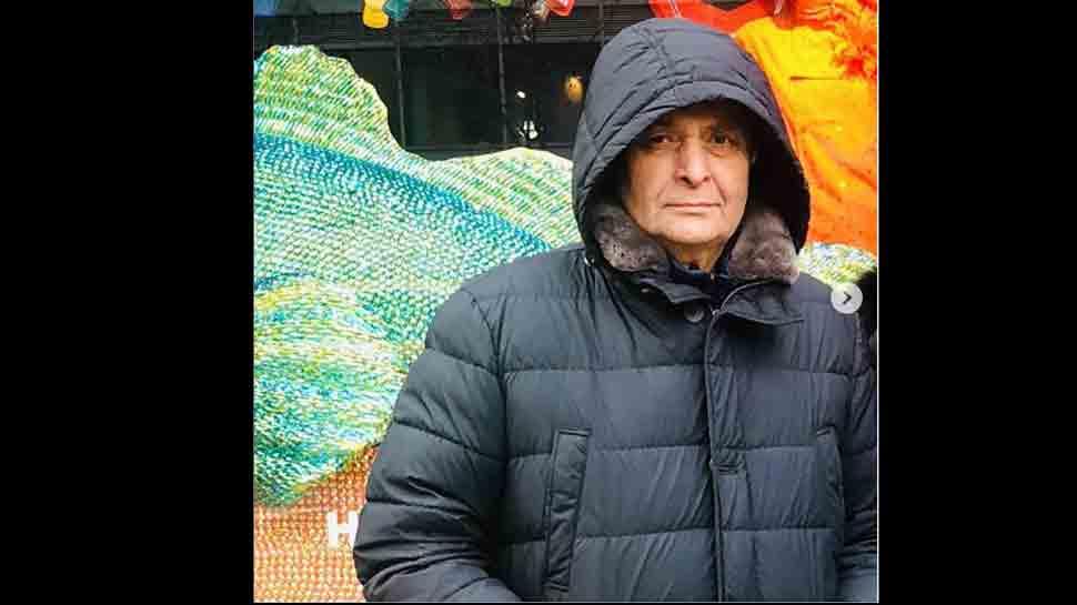 After Neetu Kapoor's cancer scare post, Randhir Kapoor speaks on Rishi Kapoor's health update