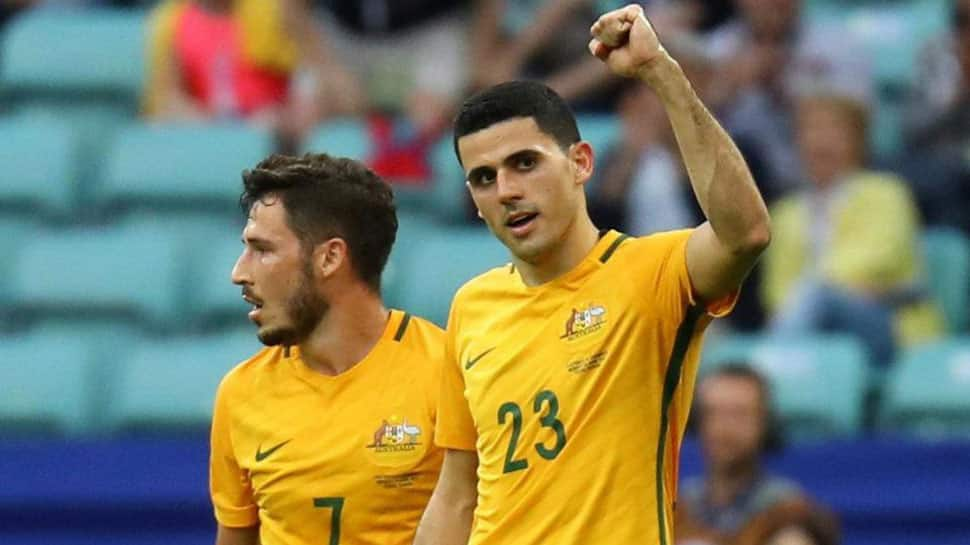Australia coach Graham Arnold backs Rogic to make Asian Cup impact